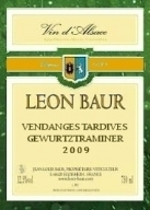 Gewürztraminer Vendanges Tardives 2009